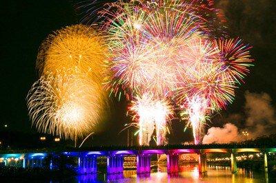 【2020年中止】岡崎城下家康公夏まつり 第72回花火大会