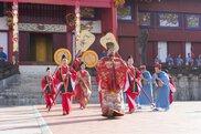 首里城公園 新春の宴