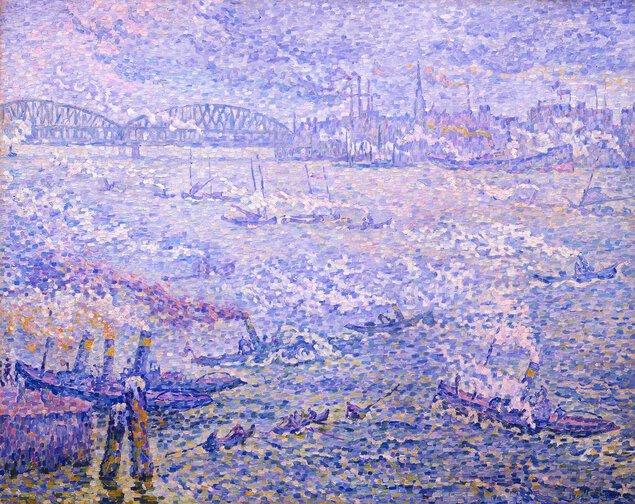 ・(てん)と―(せん)、いろ、かたち 島根の美術室