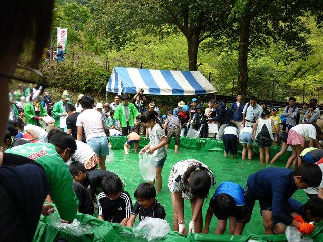 第31回大野川源流祭り