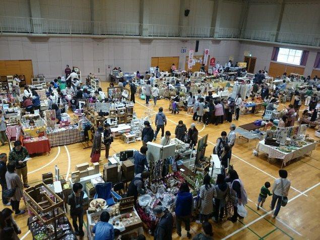 ウェルピア伊予 春まつり2019 with handmade market in EHIME