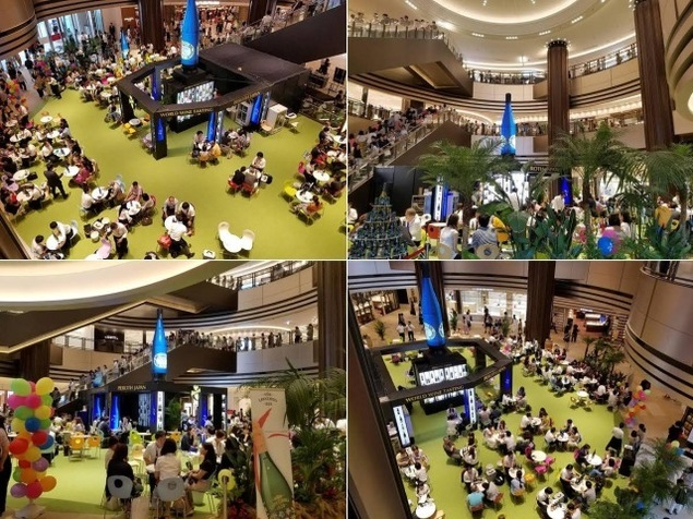 ワールドワインフェスティバル 2019 GW in 東京ミッドタウン日比谷
