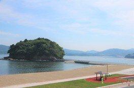 【海水浴】サンオーレそではま海水浴場