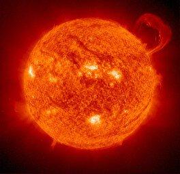 たっぷりプラネ☆「太陽が死ぬとき」