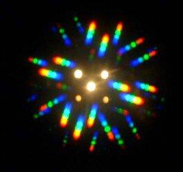 科学実験工房 ワークショップ「分光万華鏡をつくろう」