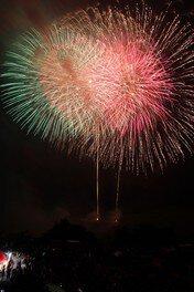 【2020年開催なし】秋吉台観光まつり 花火大会