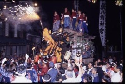 中島祇園祭り