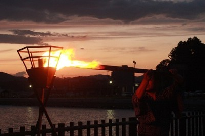 第82回志津川湾かがり火まつり福興市