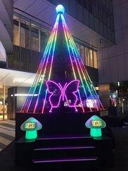 SHIBUYA HIKARIE CHRISTMAS 2018