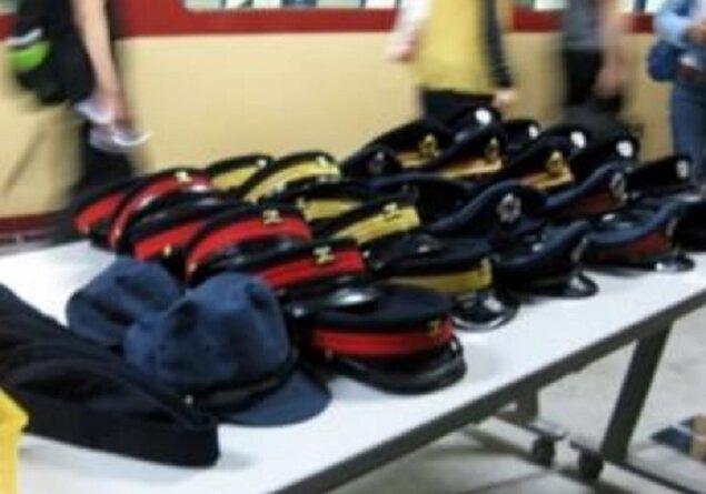 制帽コレクション&てっぱく探検ツアー