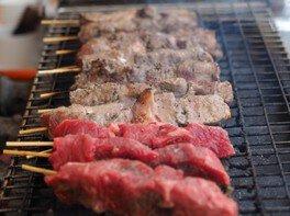 肉(29)ロード宍粟牛まつり
