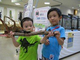 淡路島国営明石海峡公園 ヘラクレスと記念撮影しよう