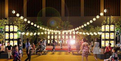 """「アートアクアリウム夏祭り」全国盆踊り大集合 ~全国人気""""盆踊り""""を東京・日本橋で体験~"""