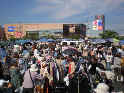 いこらも~る泉佐野フリーマーケット(9月)