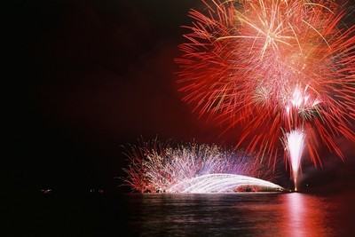 【2019年中止】第45回サザンビーチちがさき花火大会