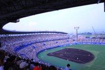 松山中央公園野球場(坊っちゃんスタジアム)