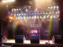 LIVE HOUSE 佐賀GEILS