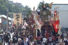 【2020年中止】姥神大神宮渡御祭