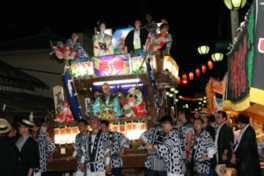 真壁祇園祭