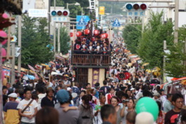 【2020年中止】三嶋大祭り