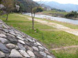 用瀬町運動公園カヌー水辺公園