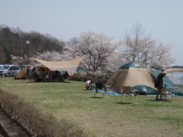 牛野キャンプ場