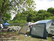 タキタロウ公園オートキャンプ場