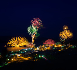 第38回洞爺湖ロングラン花火大会