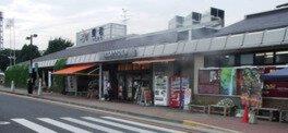 養老SA(上り線)