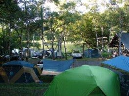 聖山パノラマオートキャンプ場