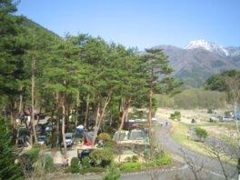 奥飛騨温泉郷オートキャンプ場