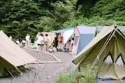 静岡市清水森林公園やすらぎの森 黒川キャンプ場