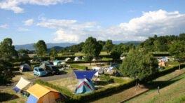 紀美野町のかみふれあい公園オートキャンプ場