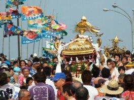 【2020年開催なし】羽田神社夏季例大祭 羽田まつり