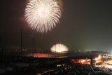 新津市誕生10周年 第65回津花火大会2016