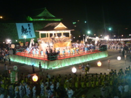 令和元年丹波篠山デカンショ祭