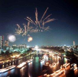 【2020年奉納花火を含む神賑諸行事中止】天神祭