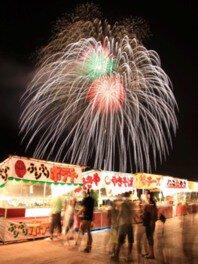 【2020年開催なし】馬瀬川大花火