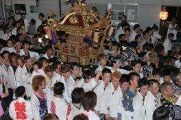 敷島神社祭典