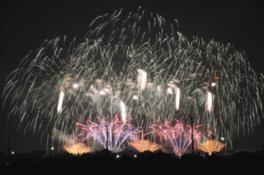 【2020年開催なし】あさか野夏まつり 第48回 花火大会