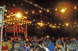 洞爺湖温泉夏祭り
