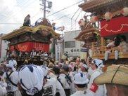 二俣諏訪神社祭典(二俣まつり)【2021年中止】