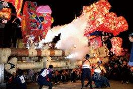 【2020年中止】第44回(令和2年) 夜高あんどん祭り