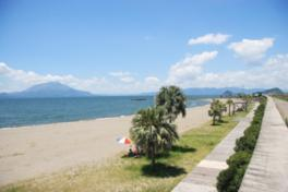 霧島市国分キャンプ海水浴場