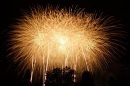 【2020年中止】第49回あかびら火まつり 市民花火大会