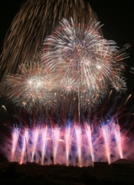 【2020年開催なし】第41回須賀川市釈迦堂川花火大会