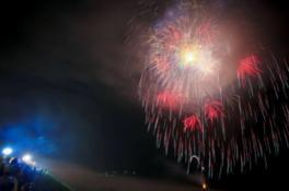 【2020年開催なし】美馬市花火大会