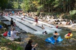【2020年プール営業中止】ことといの里 小野川自然プール