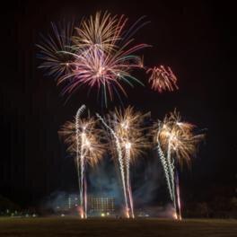 【2020年開催なし】グリーンピア大沼花火大会