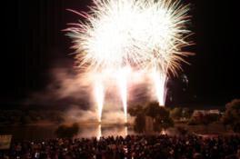 【2020年中止】第37回つきがた夏まつり花火大会